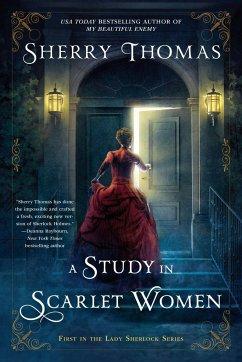 A Study in Scarlet Women - Thomas, Sherry
