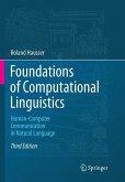 Foundations of Computational Linguistics