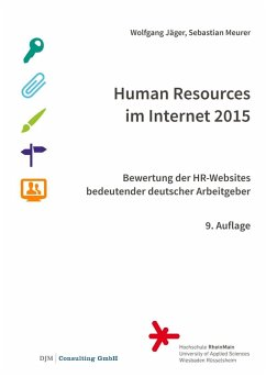 Human Resources im Internet 2015 (eBook, ePUB)