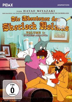 Die Abenteuer des Sherlock Holmes - Volume 1 (2...
