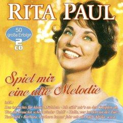 Spiel Mir Eine Alte Melodie-50 Größe Erfolge - Paul,Rita