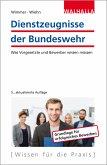 Dienstzeugnisse der Bundeswehr (eBook, ePUB)