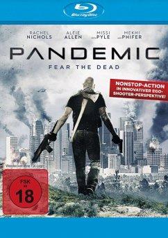 Pandemic - Fear the Dead - Nichols,Rachel/Pyle,Missi/Allen,Alfie/Phifer,Mekhi