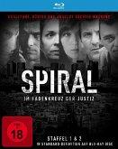 Spiral Staffel 1 &2 BLU-RAY Box