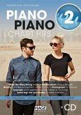 Piano Piano Chart Hits, m. Audio-CD