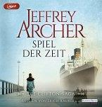 Spiel der Zeit / Clifton-Saga Bd.1 (2 MP3-CDs)