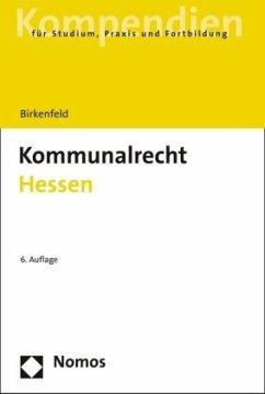 Kommunalrecht Hessen - Birkenfeld, Daniela