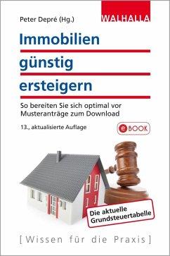 Immobilien günstig ersteigern (eBook, PDF) - Depré, Peter