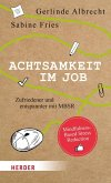 Achtsamkeit im Job (eBook, ePUB)