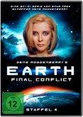 Gene Roddenberry's Earth:Final Conflict - Staffel 4 DVD-Box