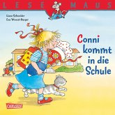 LESEMAUS: Conni kommt in die Schule (eBook, ePUB)