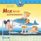 LESEMAUS: Max lernt schwimmen (eBook, ePUB)