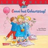 LESEMAUS: Conni hat Geburtstag! (eBook, ePUB)