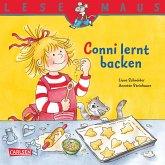 LESEMAUS: Conni lernt backen (eBook, ePUB)