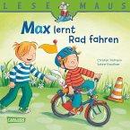 LESEMAUS: Max lernt Rad fahren (eBook, ePUB)