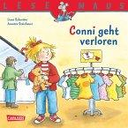 LESEMAUS: Conni geht verloren (eBook, ePUB)