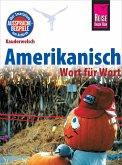 Reise Know-How Sprachführer Amerikanisch - Wort für Wort: Kauderwelsch-Band 143 (eBook, ePUB)