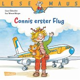 LESEMAUS: Connis erster Flug (eBook, ePUB)