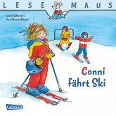 LESEMAUS: Conni fährt Ski (eBook, ePUB)