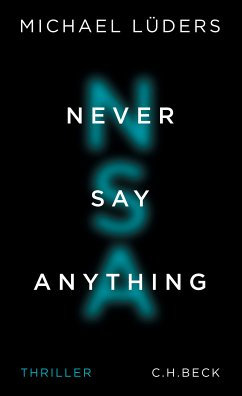 Never Say Anything (eBook, ePUB) - Lüders, Michael