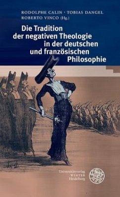 Tradition der negativen Theologie in der Philos...