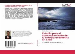 Estudio para el aprovechamiento de la energía undimotriz en Chile