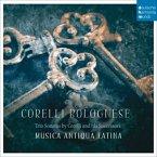 Corelli Bolognese - Trio Sonatas By Corelli/+