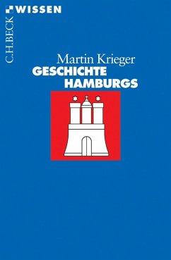 Geschichte Hamburgs (eBook, ePUB) - Krieger, Martin