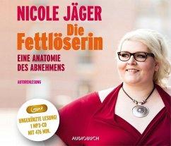 Die Fettlöserin, 1 MP3-CD - Jäger, Nicole