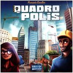 Days of Wonder DOW0001 - Quadropolis, Grundspiel, Strategiespiel