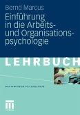 Einführung in die Arbeits- und Organisationspsychologie (eBook, PDF)