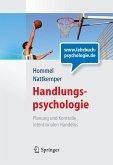 Handlungspsychologie. Planung und Kontrolle intentionalen Handelns (eBook, PDF)