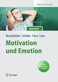 Motivation und Emotion (eBook, PDF)