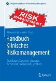 Handbuch Klinisches Risikomanagement (eBook, PDF)
