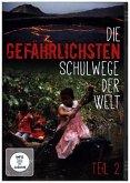 Die gefährlichsten Schulwege der Welt. Tl.2, 1 DVD