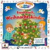 Freut euch, Weihnachtskinder, 1 Audio-CD