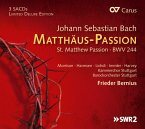 Matthäus Passion Bwv 244 (Limited Deluxe Edition)