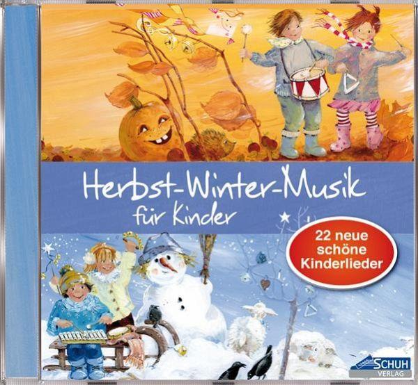 Herbst Winter Musik Fur Kinder 1 Audio Cd Von Karin Schuh