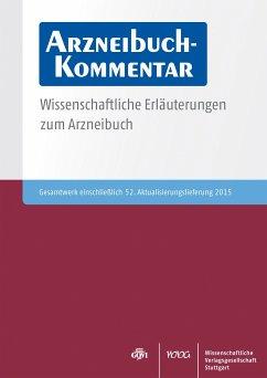 Arzneibuch-Kommentar CD-ROM VOL 52