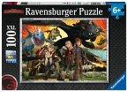 Ravensburger 10918 - Dragons, Drachenfreunde, Puzzle, 100
