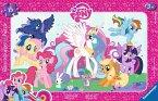 Ravensburger 06129 - My little Pony, Freundschaft ist Magie, 15 Teile