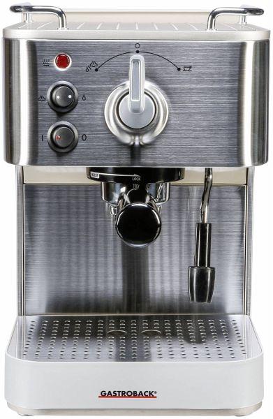 gastroback 42606 design siebtr ger espressomaschine plus