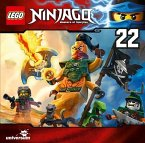 LEGO Ninjago Bd.22 (Audio-CD)