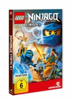 LEGO Ninjago: Masters of Spinjitzu - Staffel 6.1