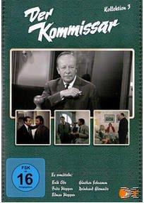 Der Kommissar: Kollektion 3 (6 Discs)