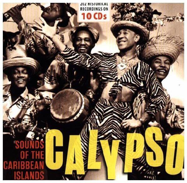 Caribbean Sound Caribbean Sound: Calypso-Sounds Of The Caribbean Islands