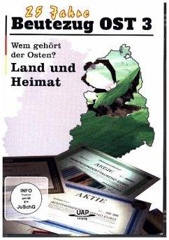 Beutezug Ost. Tl.3, 1 DVD