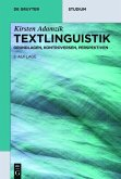 Textlinguistik (eBook, ePUB)