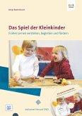 Das Spiel der Kleinkinder, m. 1 DVD