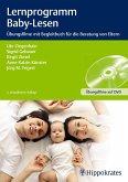 Lernprogramm Baby-Lesen, 1 DVD + Begleitheft